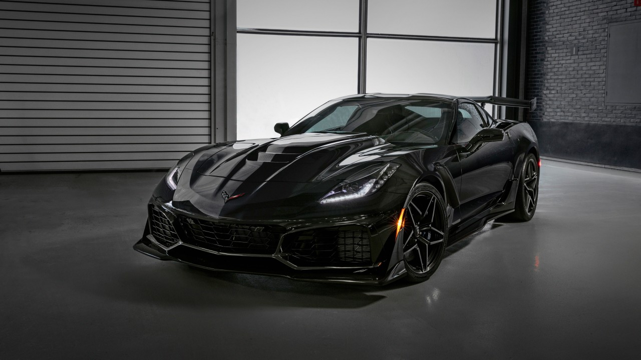 2019 Chevrolet Corvette Zr1 2 Wallpaper Hd Car