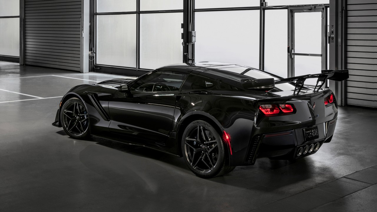 2019 Chevrolet Corvette Zr1 3 Wallpaper Hd Car