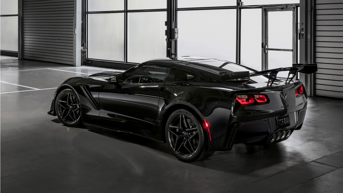 2019 Chevrolet Corvette ZR1 3 Wallpaper | HD Car Wallpapers | ID #9181