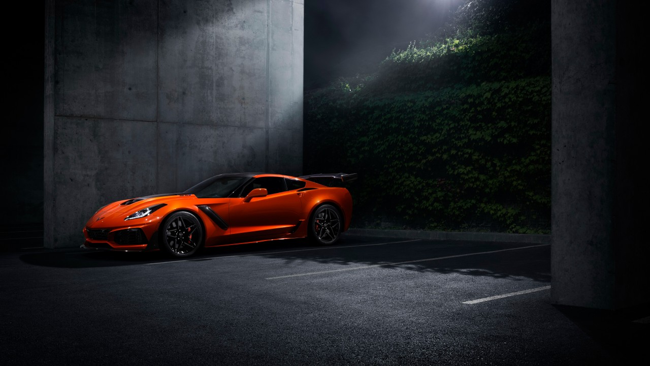 2019 Chevrolet Corvette Zr1 4k Wallpaper Hd Car