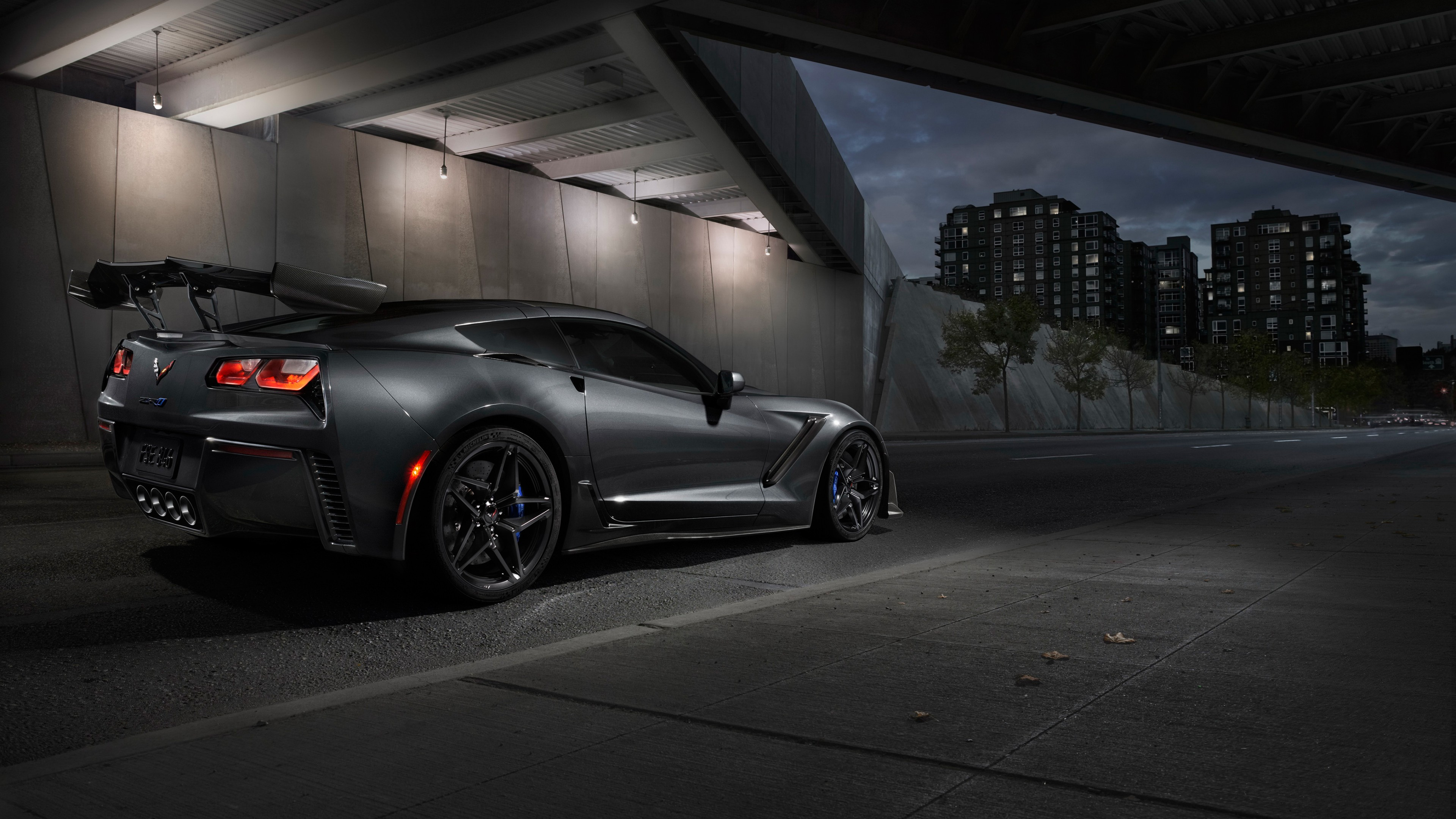 2019 Chevrolet Corvette ZR1 4K 3 Wallpaper | HD Car ...