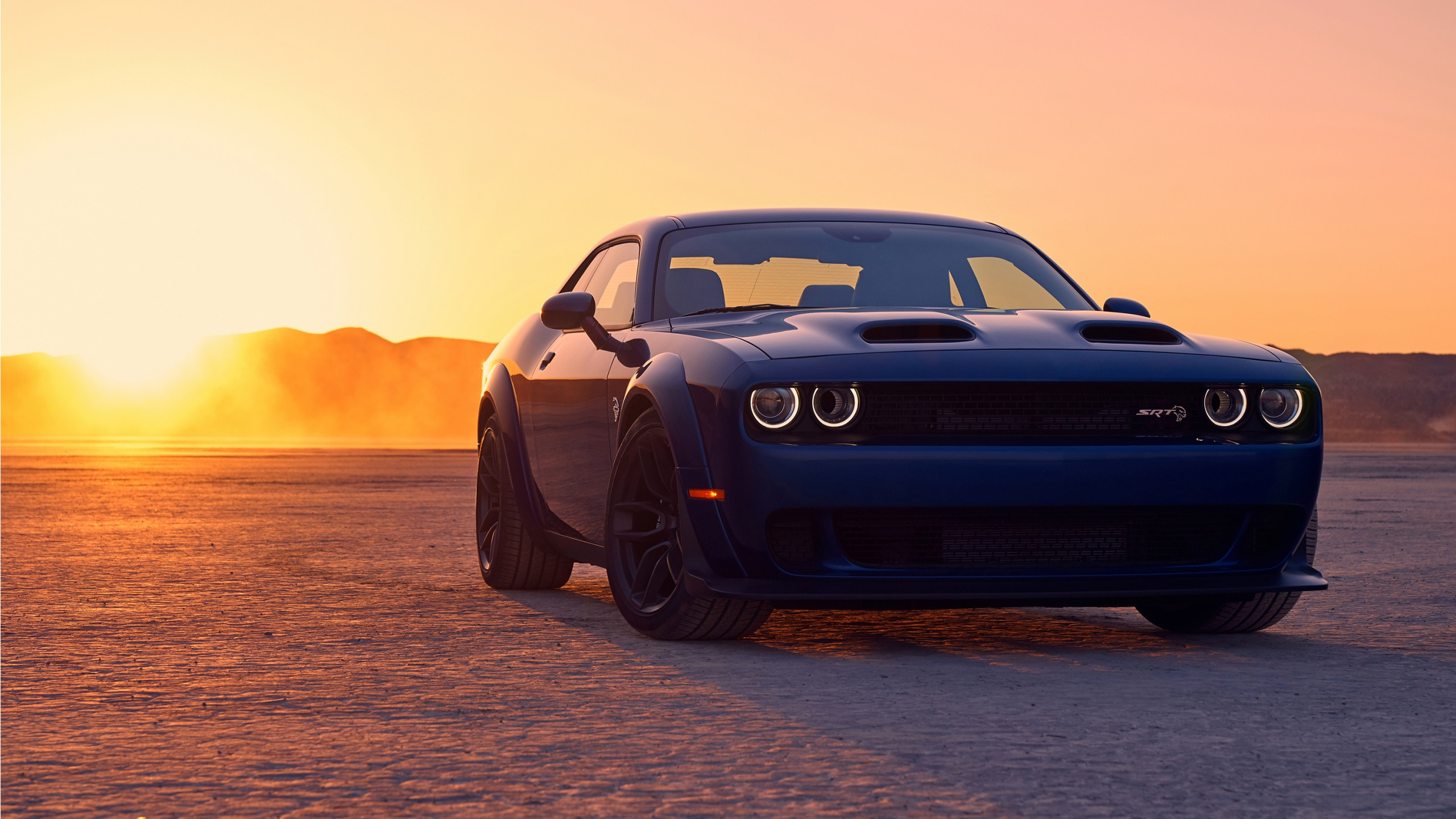 Dodge Charger Srt Hellcat >> 2019 Dodge Challenger SRT Hellcat Widebody Wallpaper | HD Car Wallpapers | ID #10711