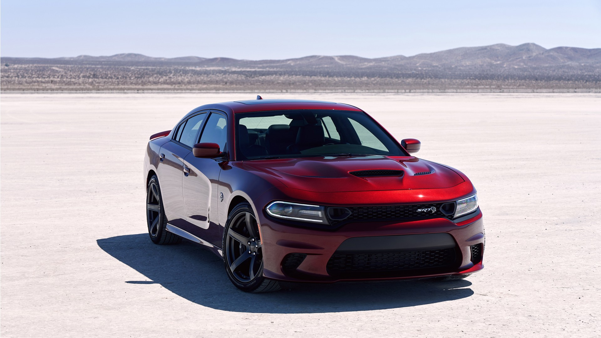 2019 Dodge Charger Srt Hellcat Wallpaper Hd Car