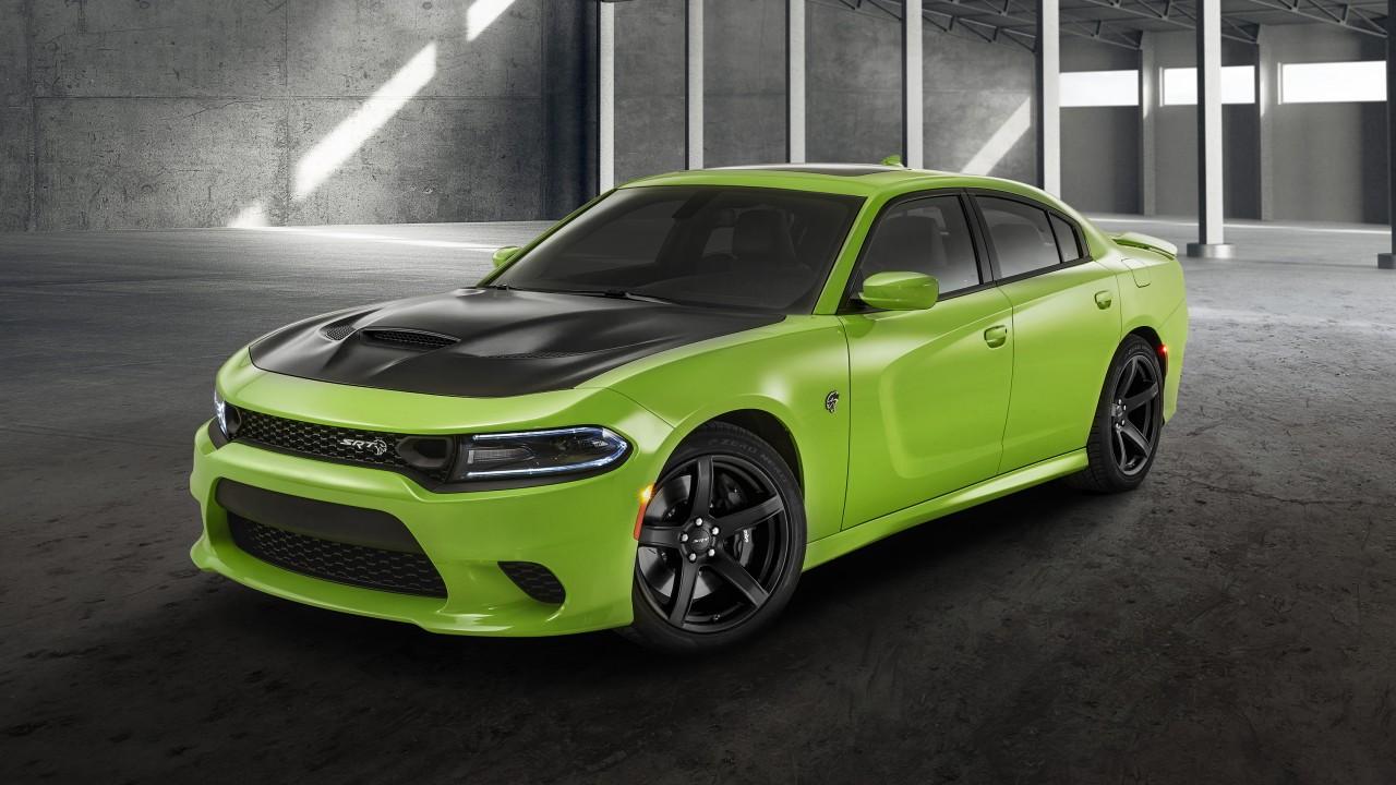2019 Dodge Charger Srt Hellcat Wallpaper Hd Car