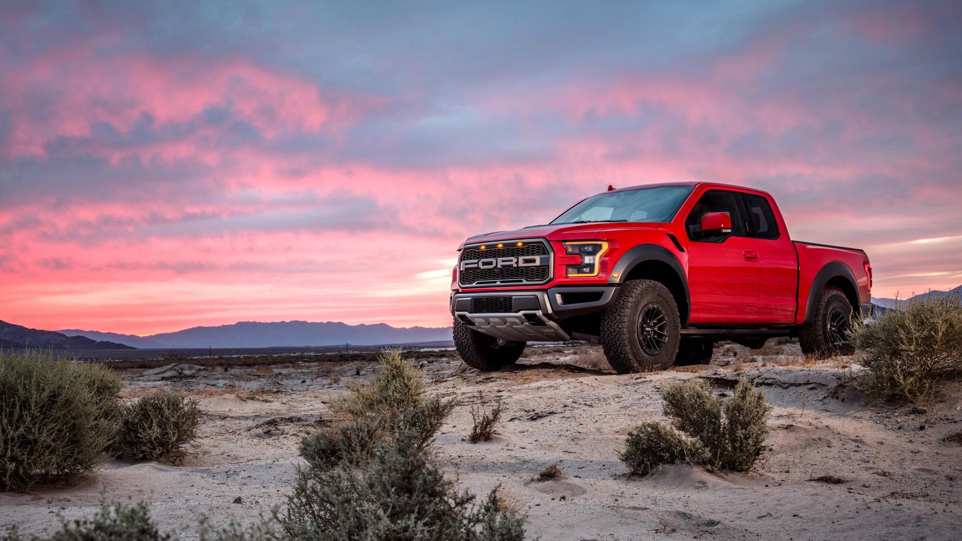 2019 Ford F 150 Raptor 4k Wallpaper Hd Car Wallpapers