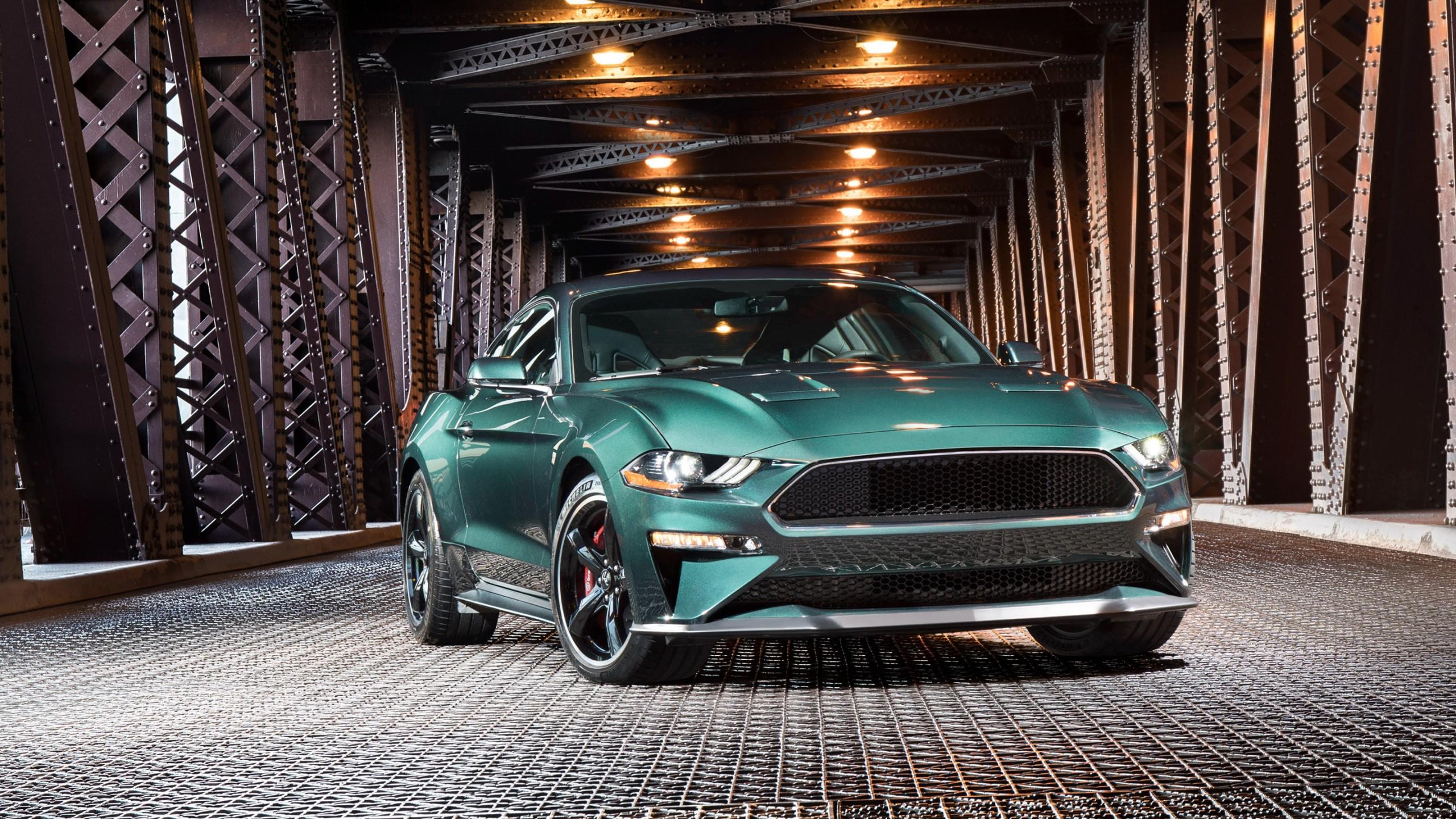 2019 Ford Mustang Bullitt Wallpaper Hd Car Wallpapers