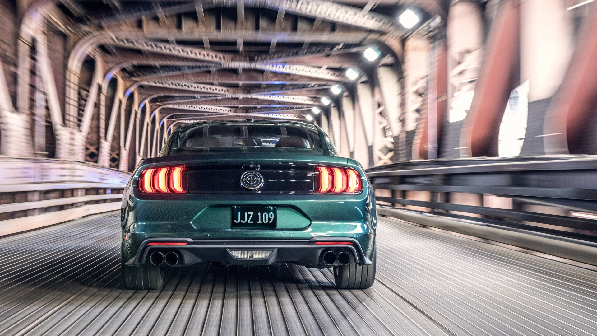 2019 Ford Mustang Bullitt 4k 2 Wallpaper Hd Car