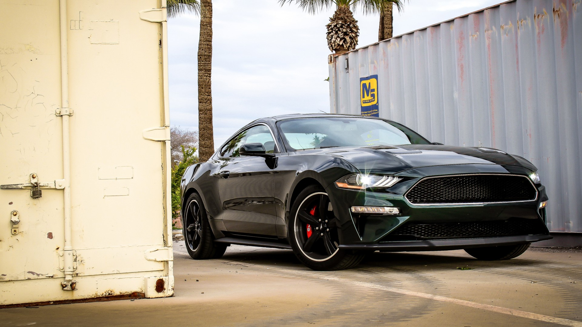 Ford Escape Ecoboost >> 2019 Ford Mustang Bullitt 4K Wallpaper | HD Car Wallpapers | ID #12598