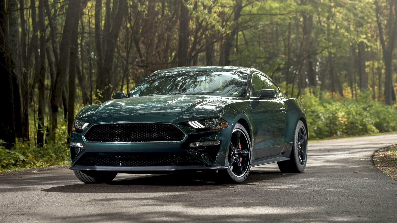 2019 Ford Mustang Bullitt 5K Wallpaper | HD Car Wallpapers ...