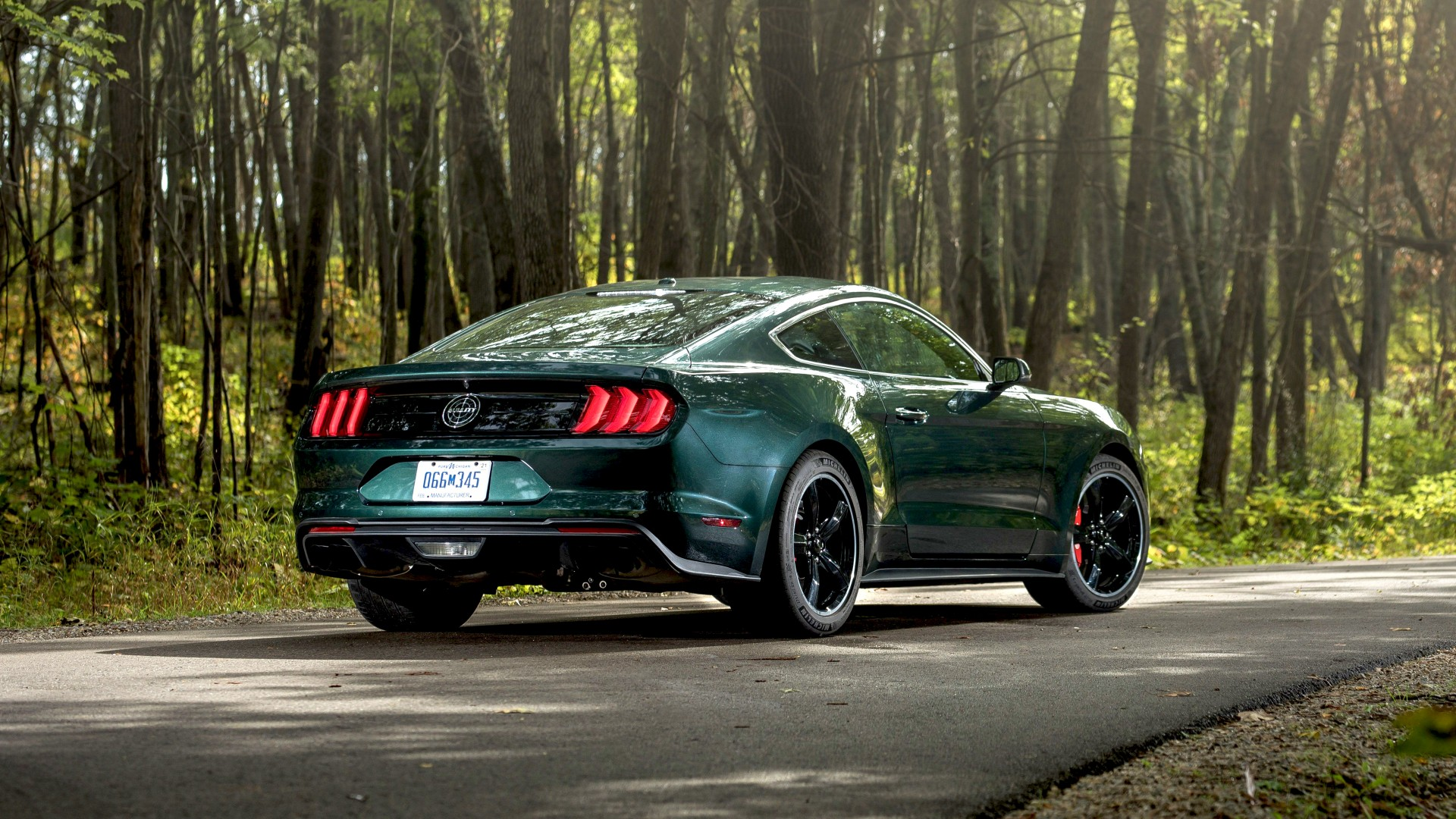 Mustang Mach 2 >> 2019 Ford Mustang Bullitt 5K 2 Wallpaper | HD Car Wallpapers | ID #12556