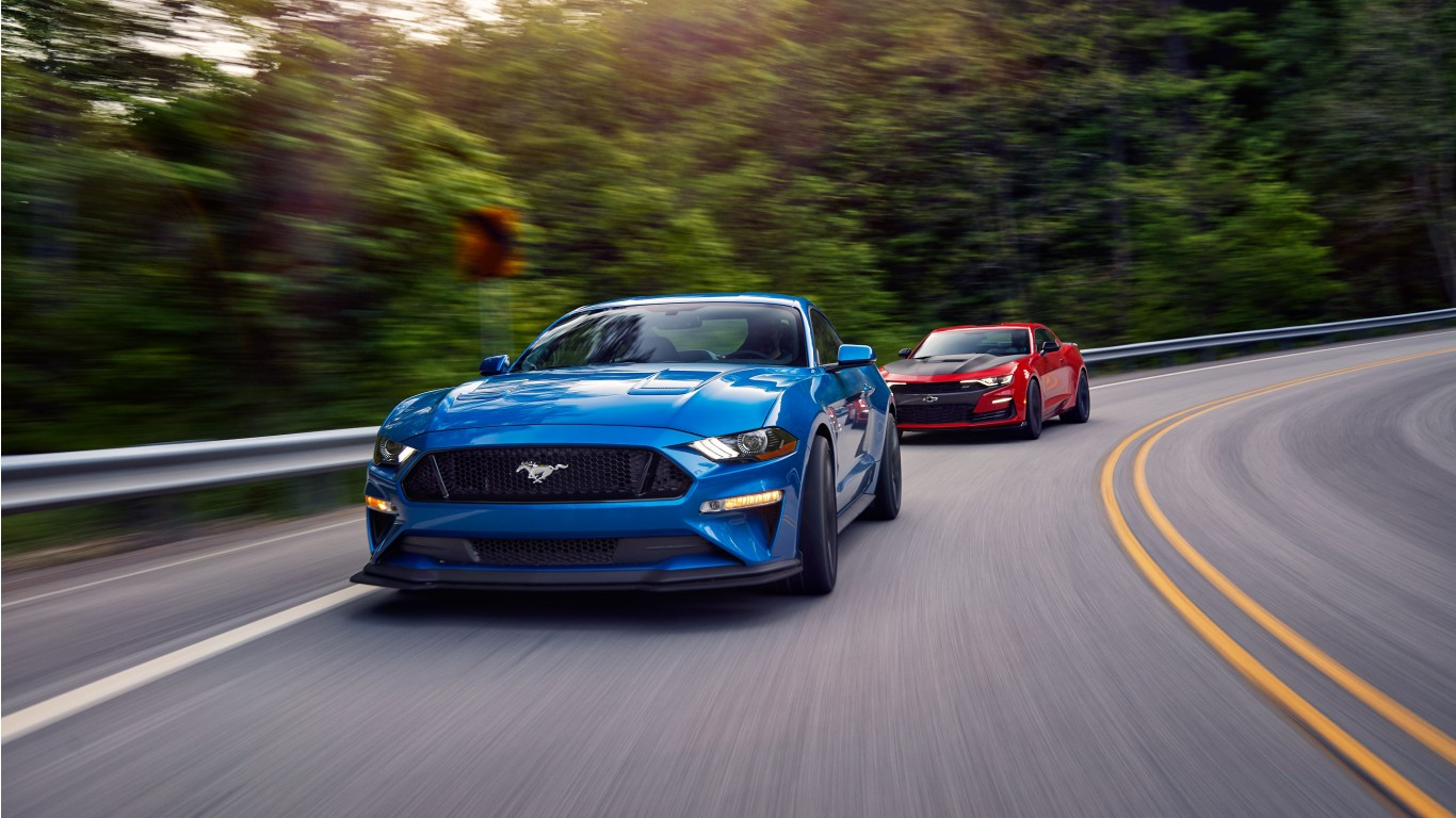 2019 Ford Mustang Gt Performance Pack Wallpaper Hd Car