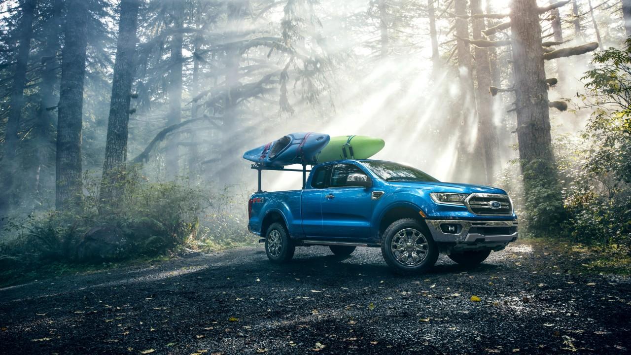 2019 Ford Ranger FX4 Lariat SuperCab 4K Wallpaper | HD Car Wallpapers | ID #11306