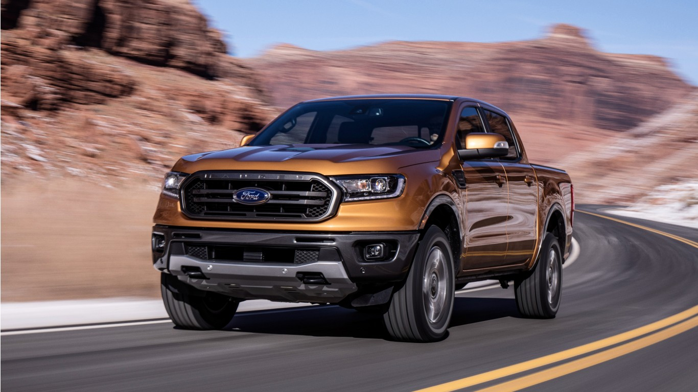 2019 Ford Ranger FX4 Lariat SuperCrew 4K 3 Wallpaper HD