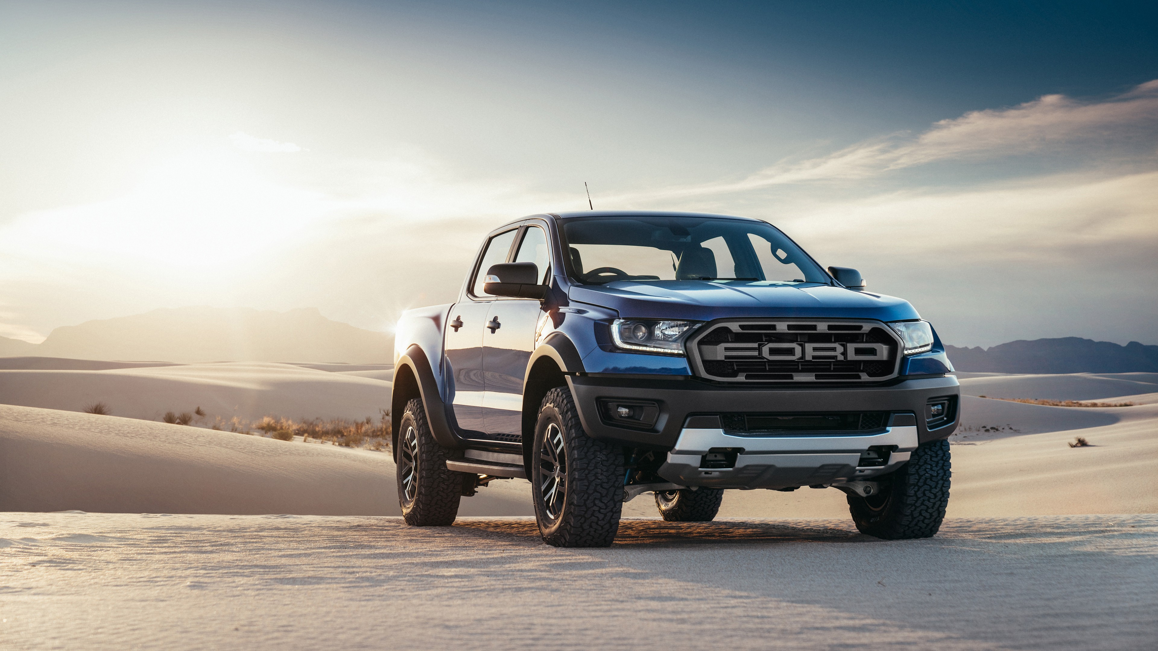 Ford Raptor 2018 >> 2019 Ford Ranger Raptor 4K Wallpaper | HD Car Wallpapers ...