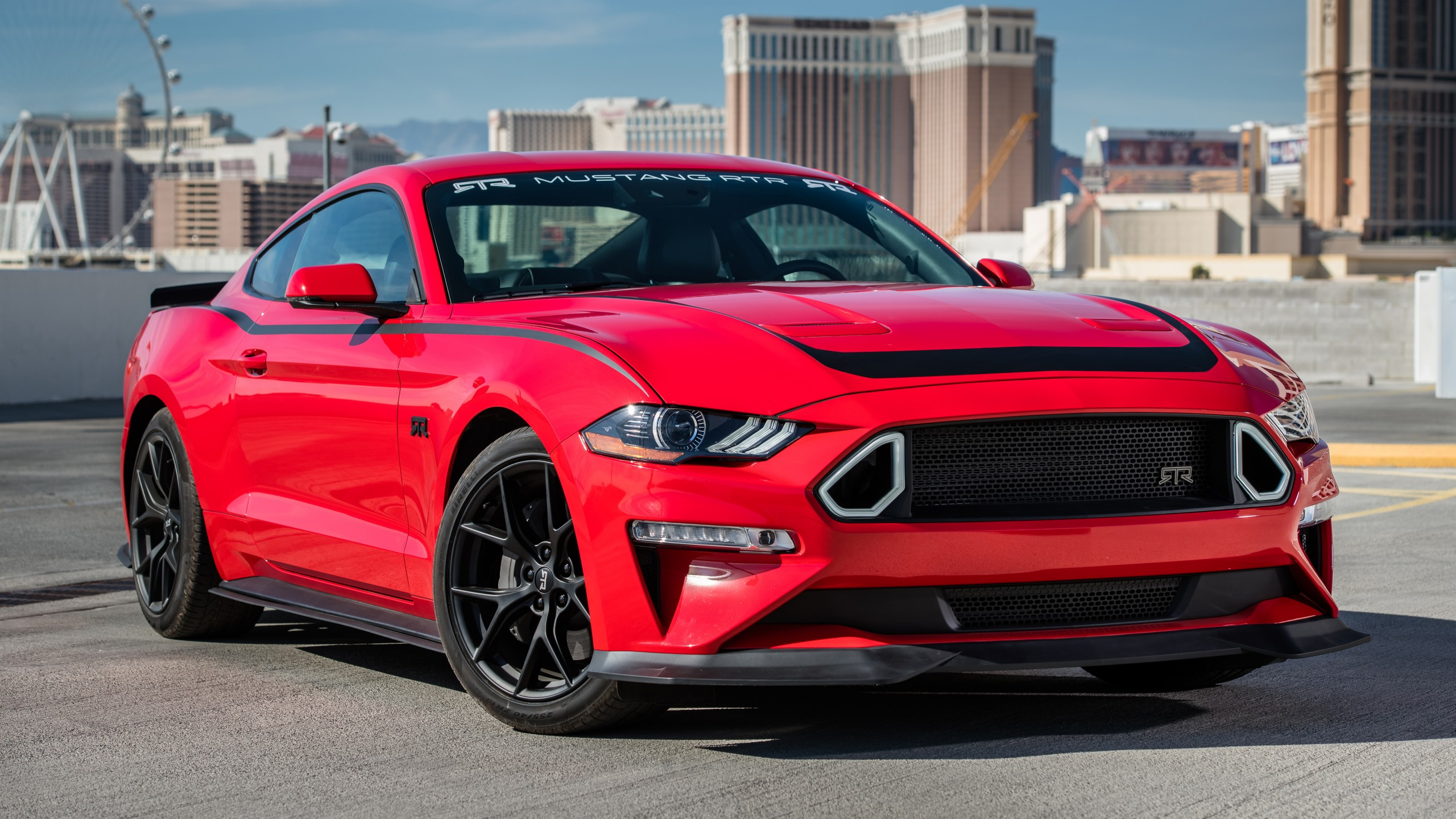 Ford Series Mustang Rtr K X