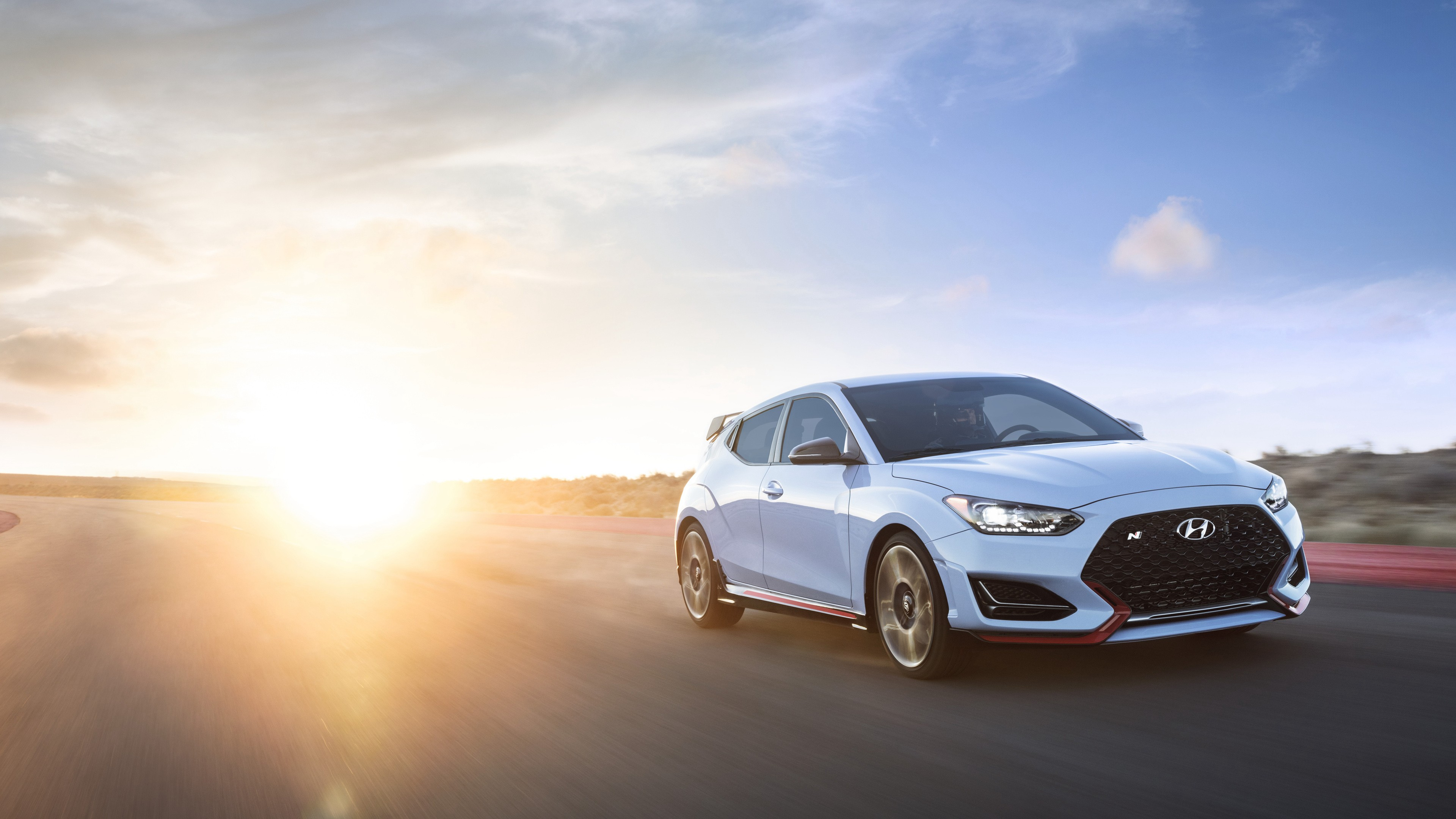 2017 Hyundai Santa Fe >> 2019 Hyundai Veloster N 2 4K Wallpaper | HD Car Wallpapers ...