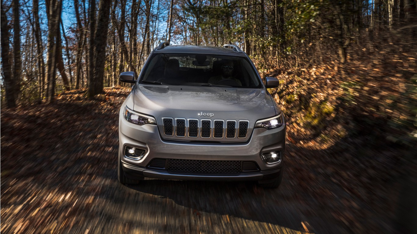 2019 Jeep Cherokee Limited Wallpaper   HD Car Wallpapers ...