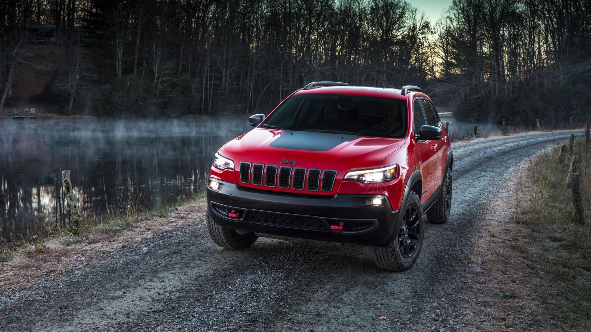 2019 Jeep Cherokee Trailhawk Wallpaper   HD Car Wallpapers ...