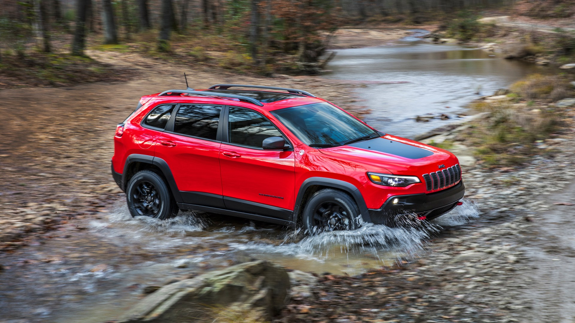 2019 Jeep Cherokee Trailhawk 2 Wallpaper   HD Car ...