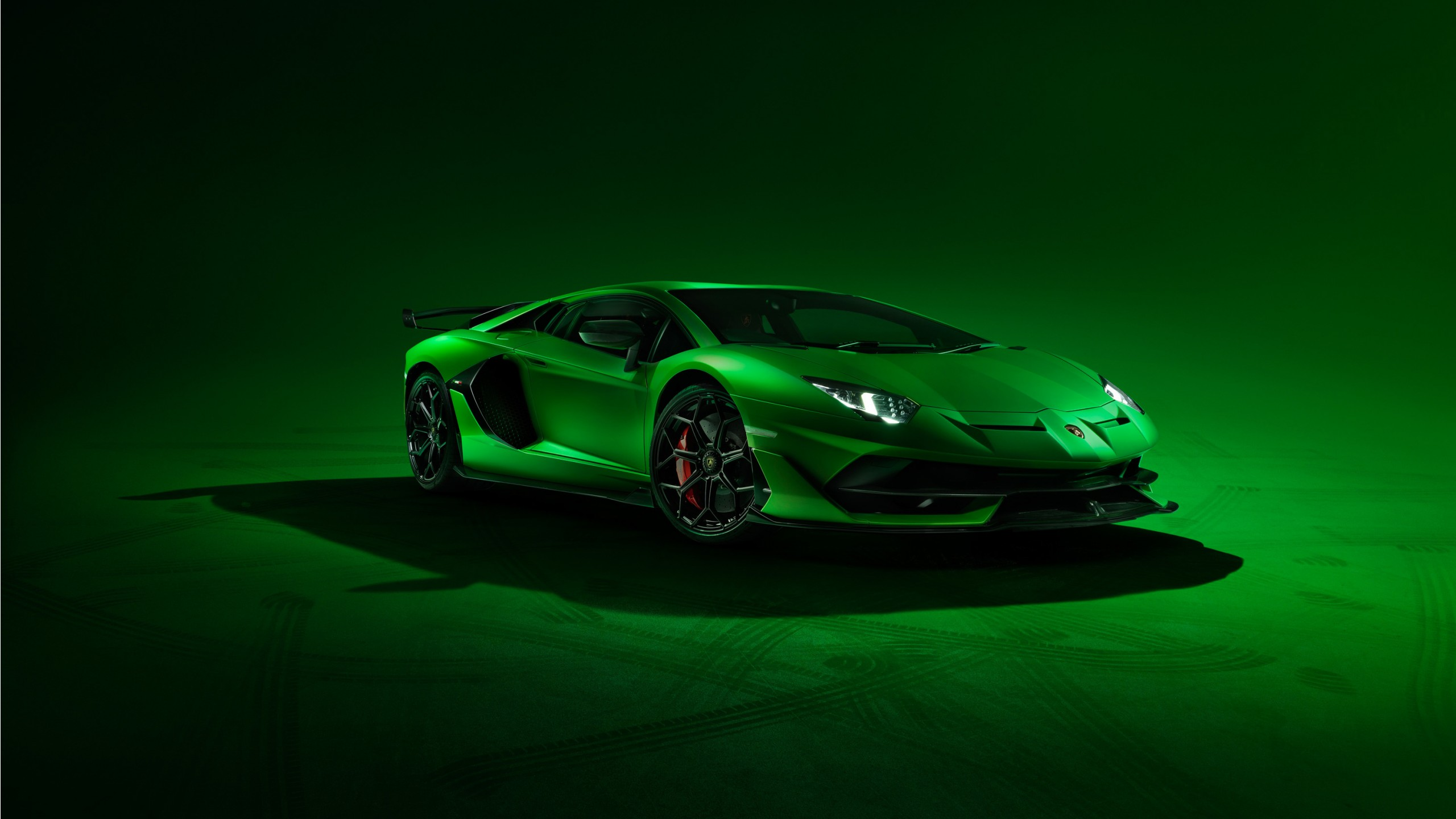 Top Hd Wallpapers Cars Wallpapers Desktop Hd: 2019 Lamborghini Aventador SVJ Wallpaper