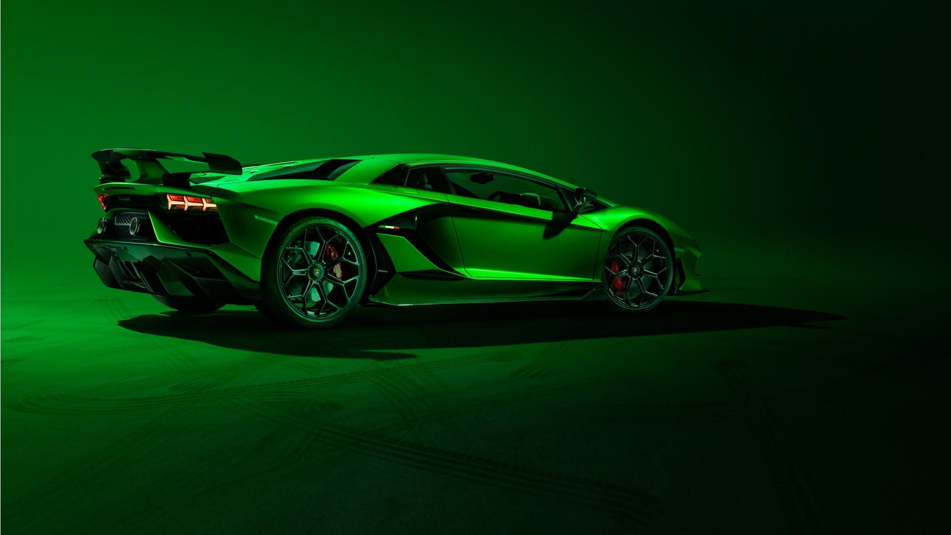 2019 Lamborghini Aventador SVJ 3 Wallpaper | HD Car ...