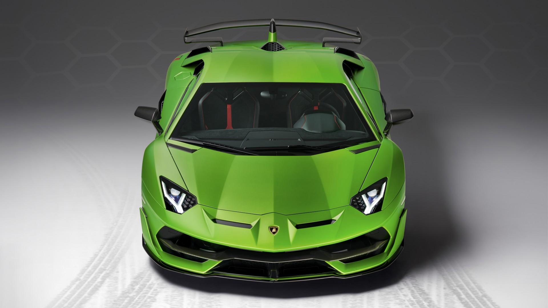 2019 Lamborghini Aventador Svj 4k Wallpaper Hd Car