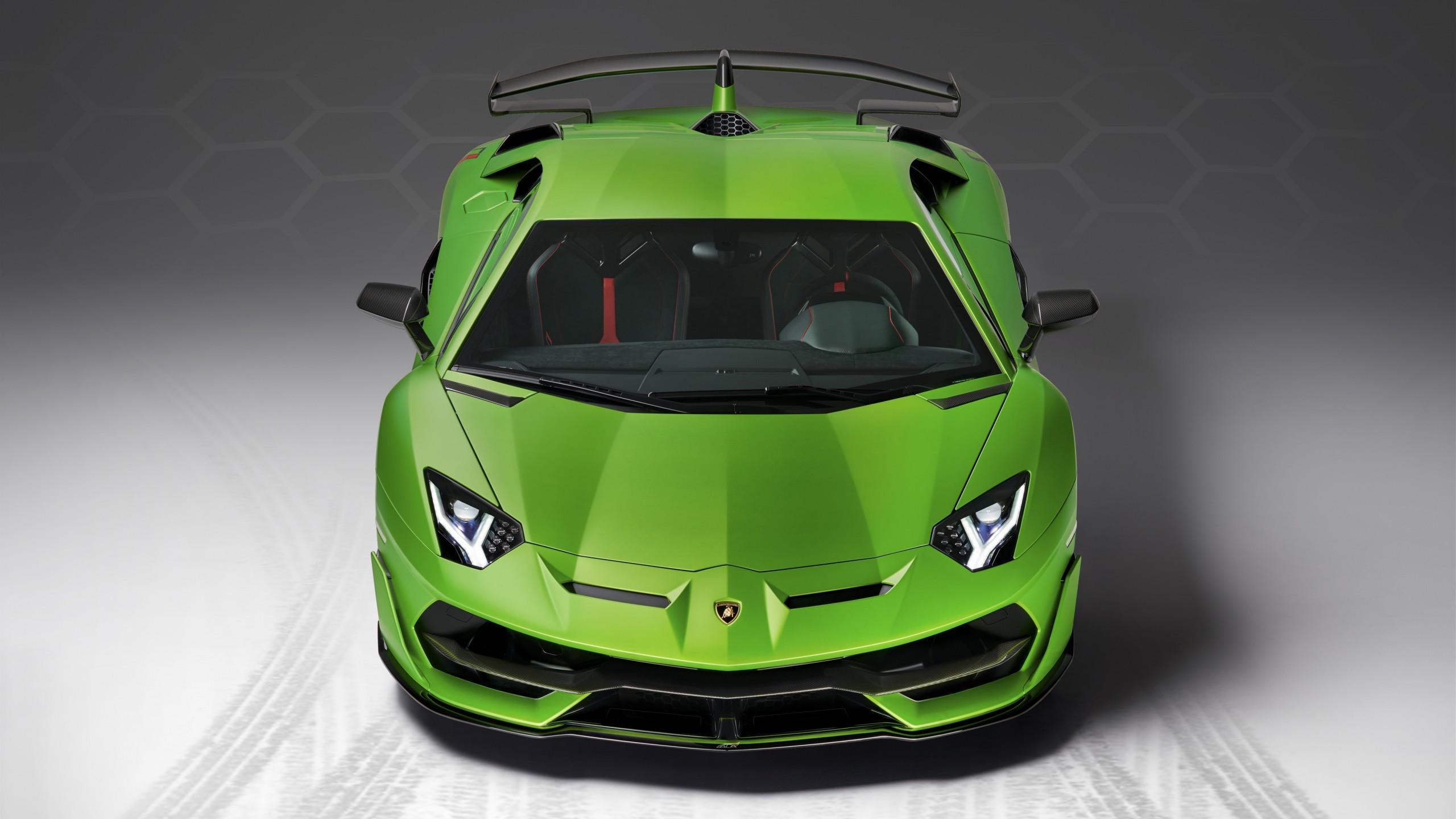 2019 Lamborghini Aventador SVJ 4K Wallpaper | HD Car ...