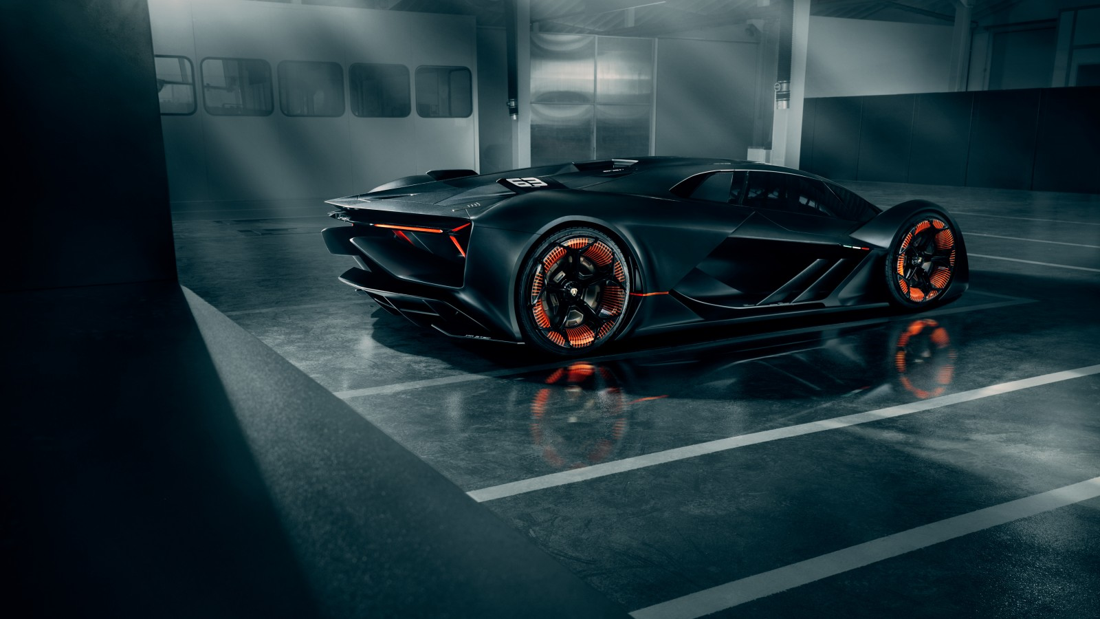 2019 Lamborghini Terzo Millennio 5k 2 Wallpaper Hd Car
