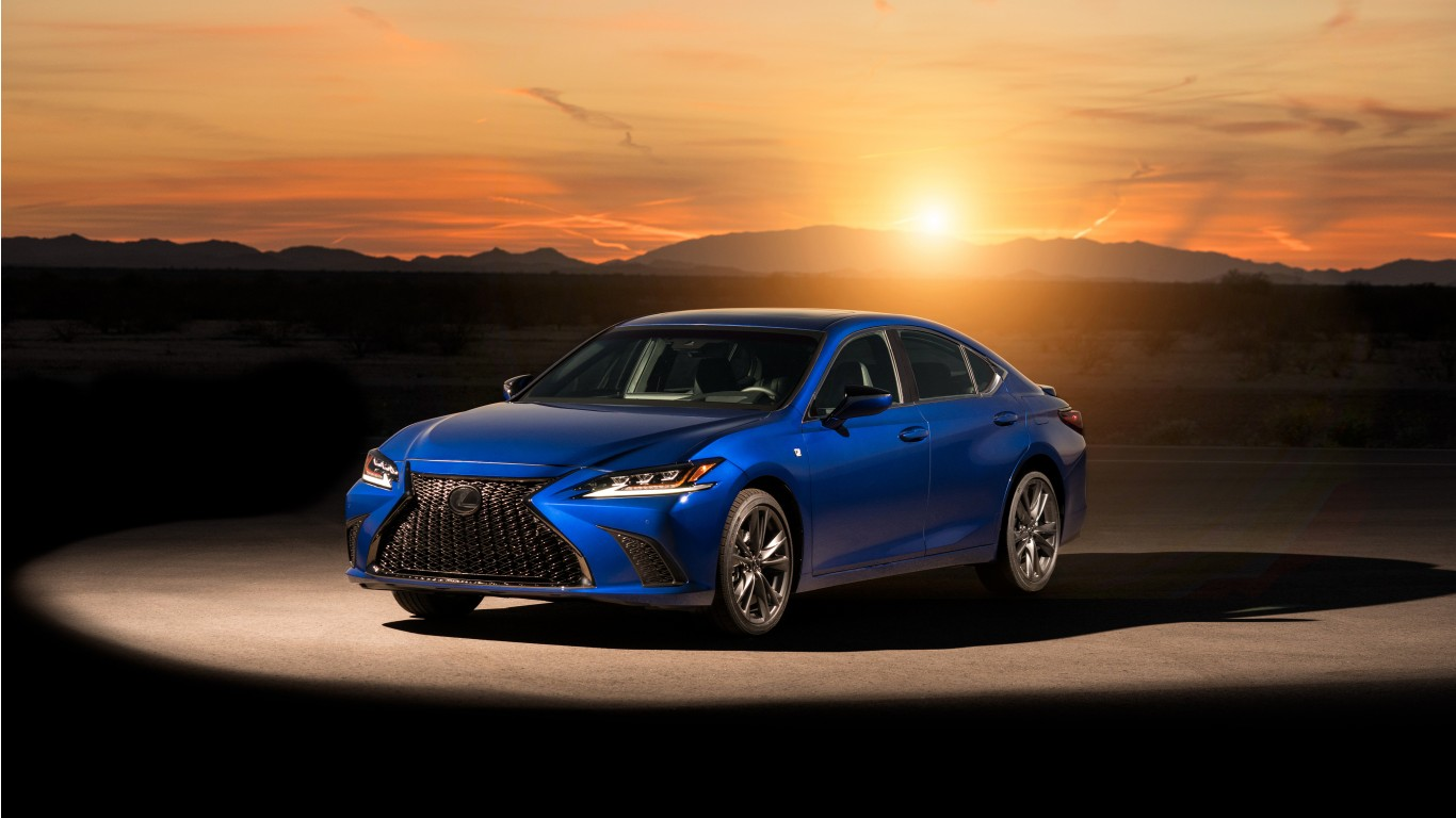 2019 Lexus Es 350 >> 2019 Lexus ES 350 F SPORT 4K Wallpaper | HD Car Wallpapers | ID #10290