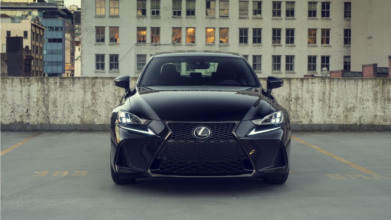 2019 Lexus Is 300 Awd F Sport Black Line 5k Wallpaper Hd