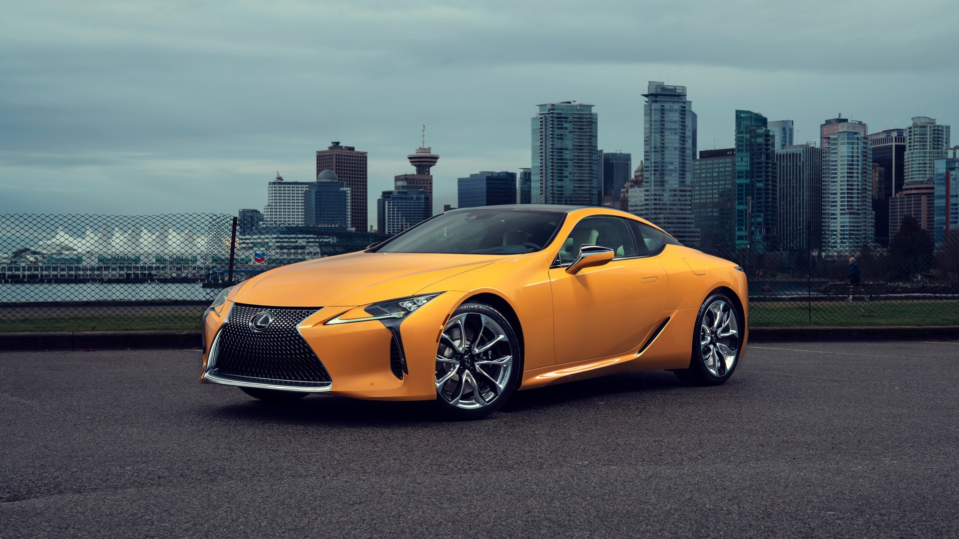 2019 Lexus LC 500 Inspiration Series 5K Wallpaper