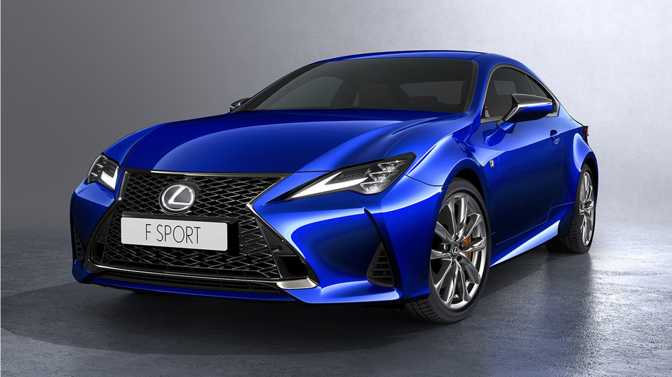 2019 Lexus RC 350 F SPORT 4K Wallpaper | HD Car Wallpapers ...