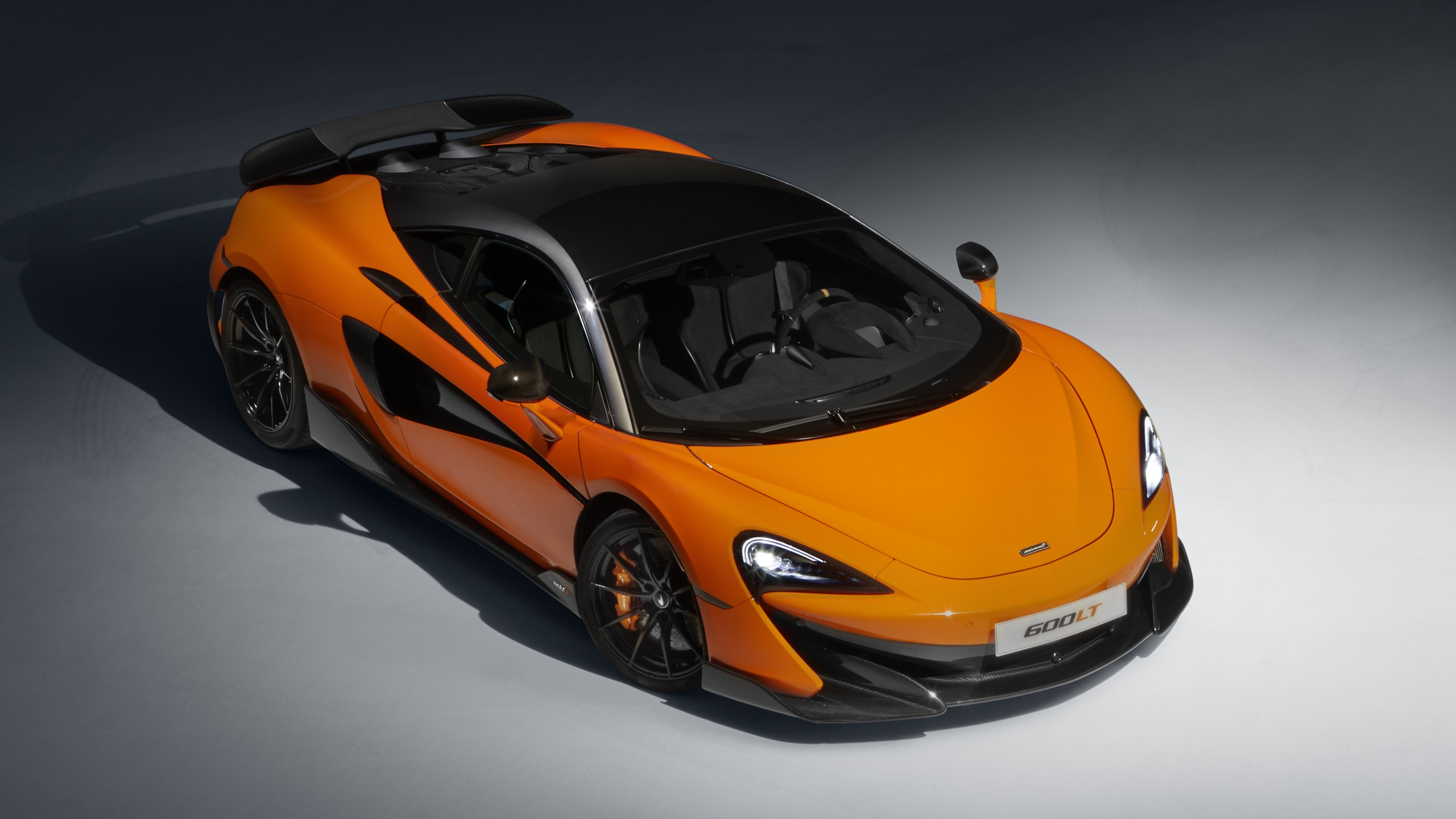2019 McLaren 600LT 5K 4 Wallpaper