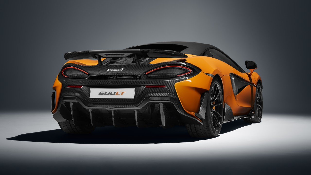 2019 McLaren 600LT 5K 6 Wallpaper HD Car Wallpapers ID