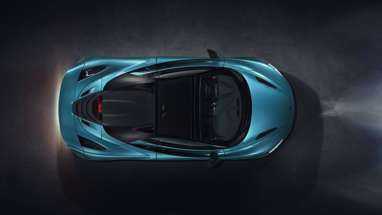 Jaguar Land Rover >> 2019 McLaren 720S Spider 4K 2 Wallpaper | HD Car ...