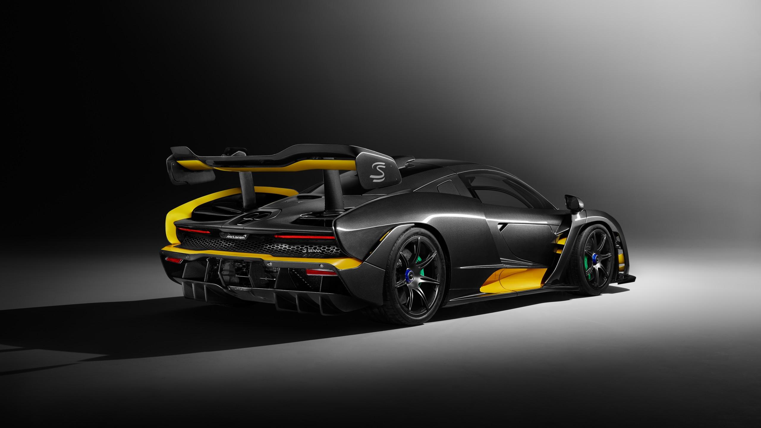 2019 McLaren Senna Carbon Theme by MSO 5K 2 Wallpaper | HD ...