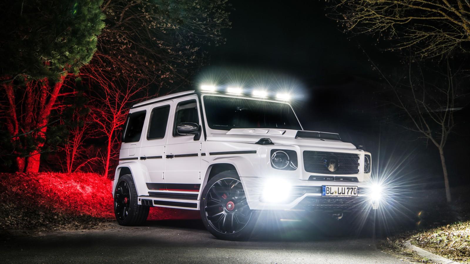 Mercedes G63 Amg 6X6 >> 2019 Mercedes-AMG G63 by Lumma Design LUMMA CLR G770 5K Wallpaper | HD Car Wallpapers | ID #12497