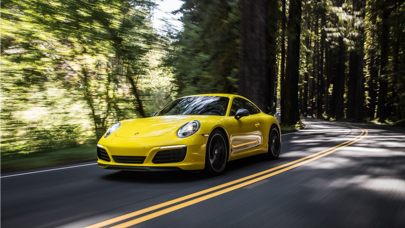2019 Porsche 911 Carrera T Coupe 4K Wallpaper | HD Car ...