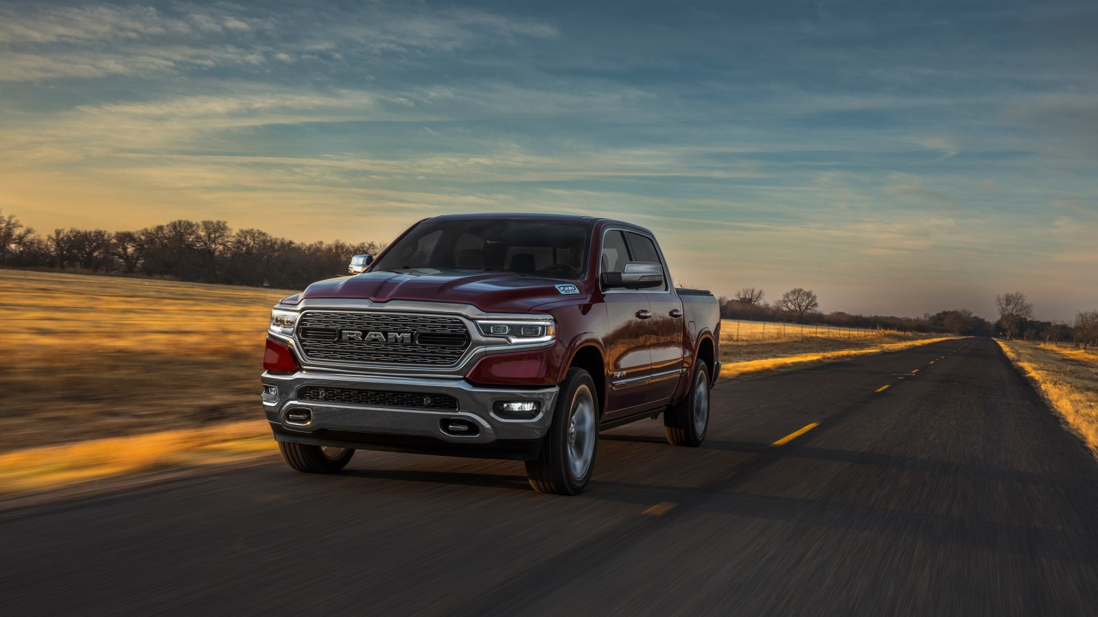 2019 Ram 1500 Limited Crew Cab Wallpaper HD Car