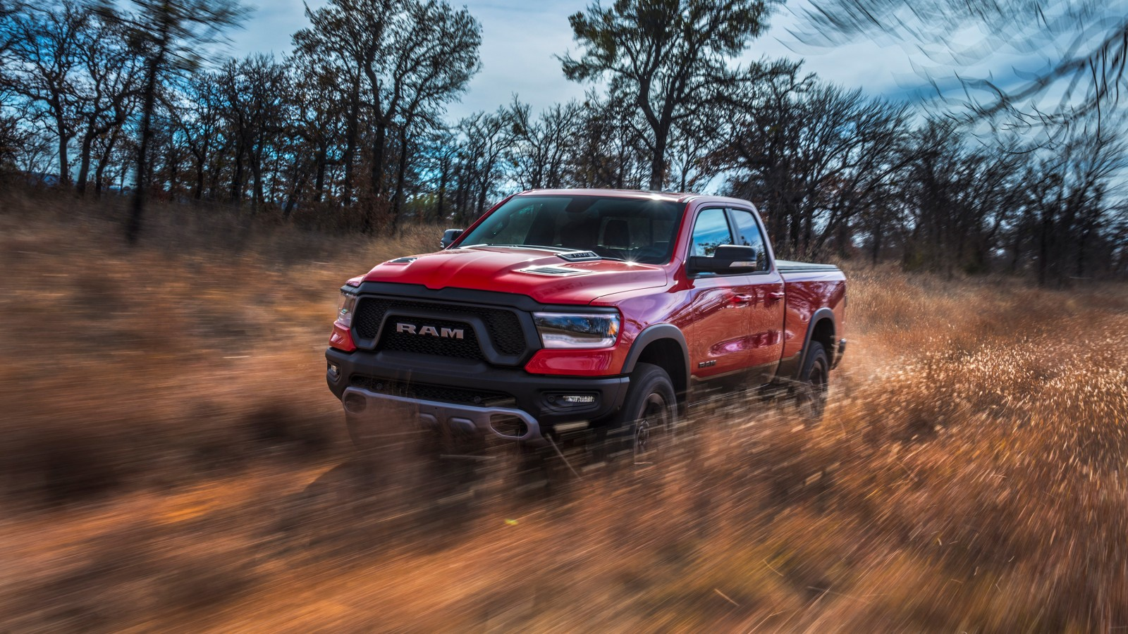 2019 Ram 1500 Rebel Quad Cab 2 Wallpaper | HD Car Wallpapers | ID #9407