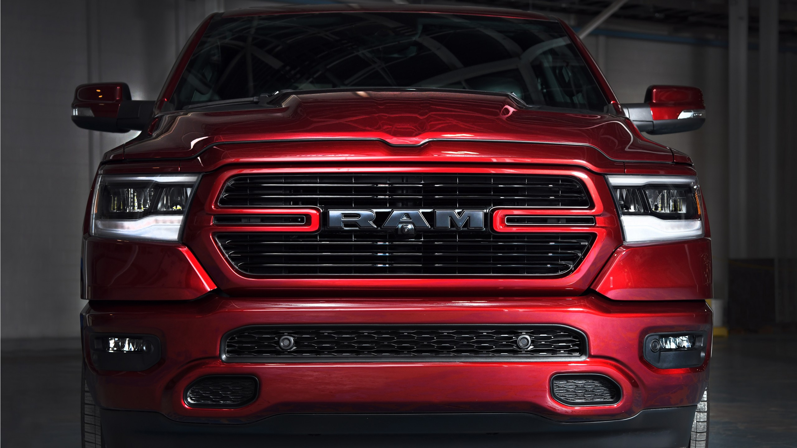 2019 Ram 1500 Sport Crew Cab Wallpaper Hd Car Wallpapers