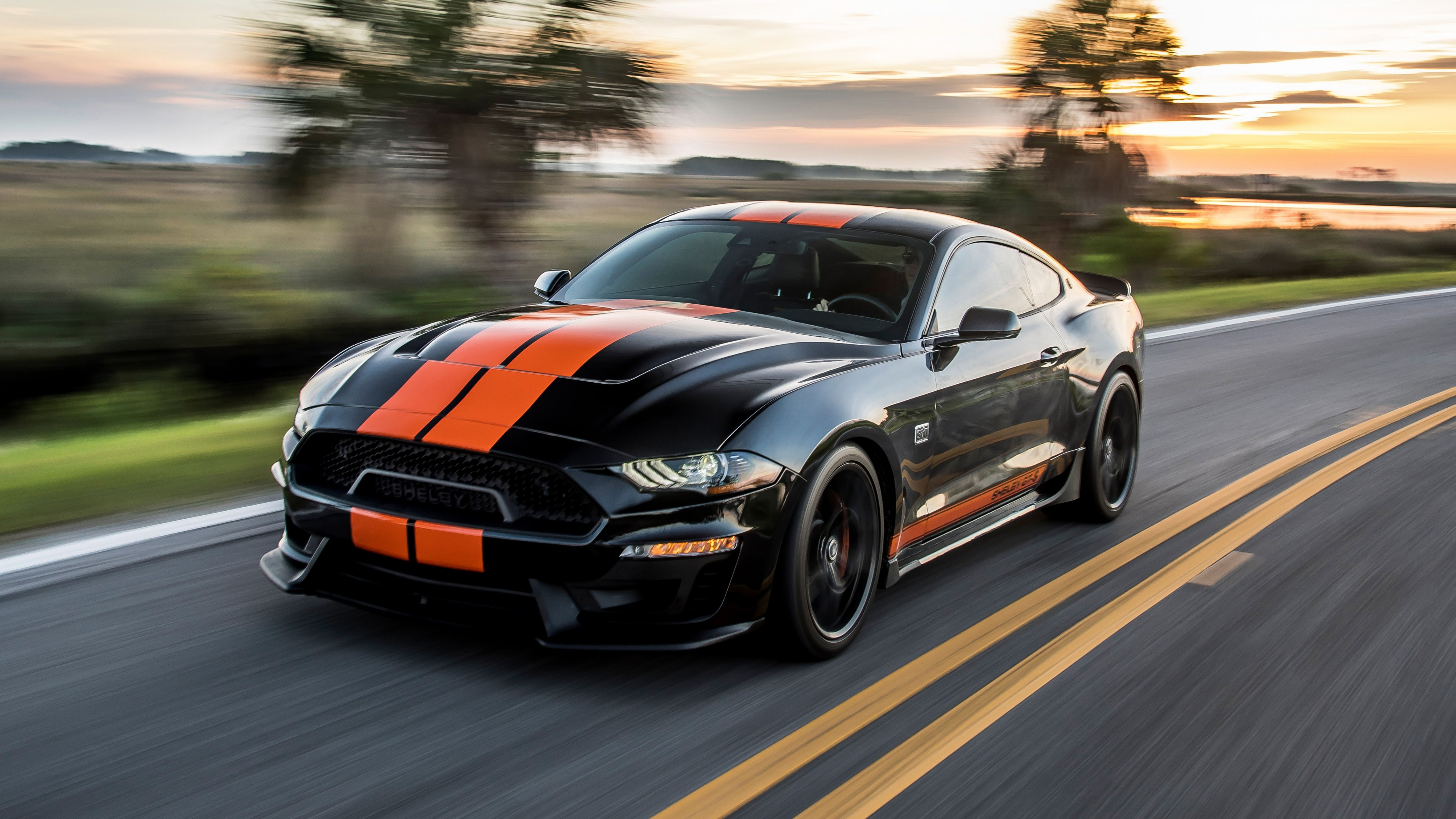 2019 Shelby Ford Mustang GT-S 4K Wallpaper   HD Car ...