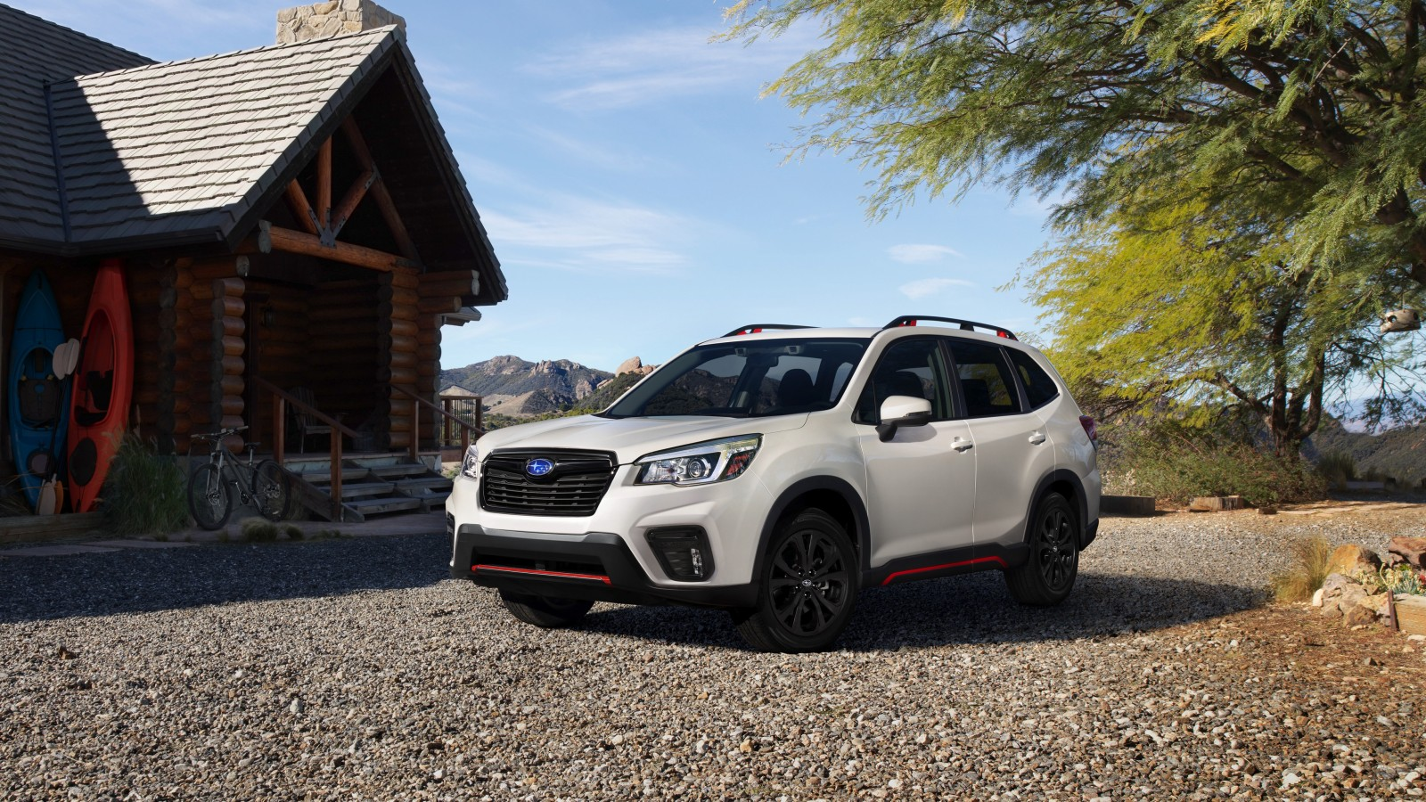 2019 Subaru Forester Sport 4k Wallpaper Hd Car Wallpapers