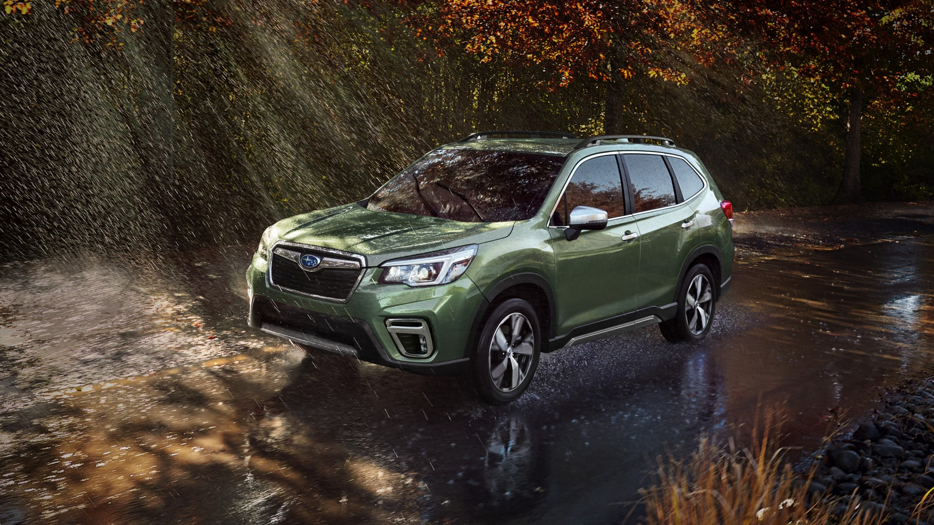 2019 Subaru Forester Touring 4k Wallpaper Hd Car