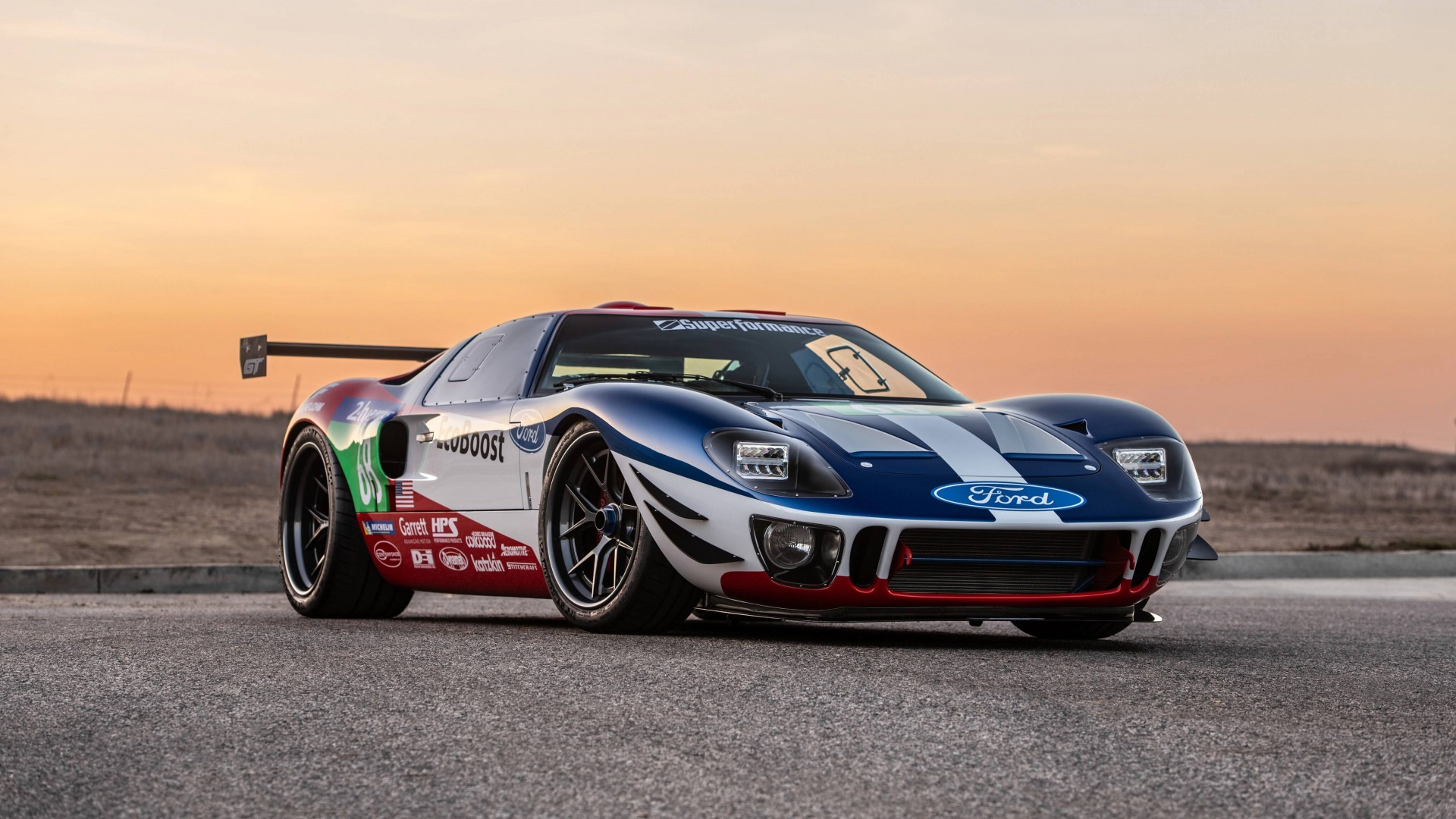 2019 Superformance Future Ford GT40 4K Wallpaper   HD Car ...