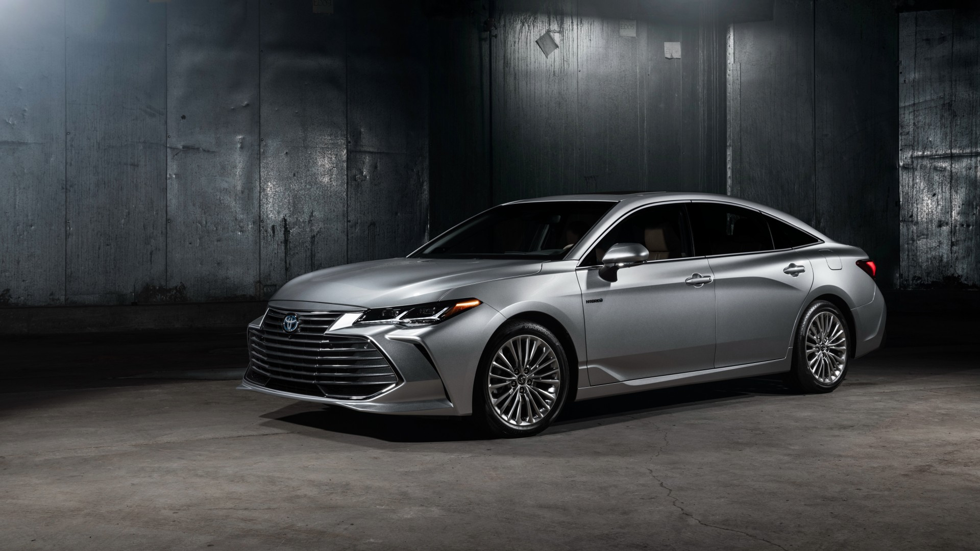 2019 Toyota Avalon Limited Hybrid 4K Wallpaper | HD Car ...