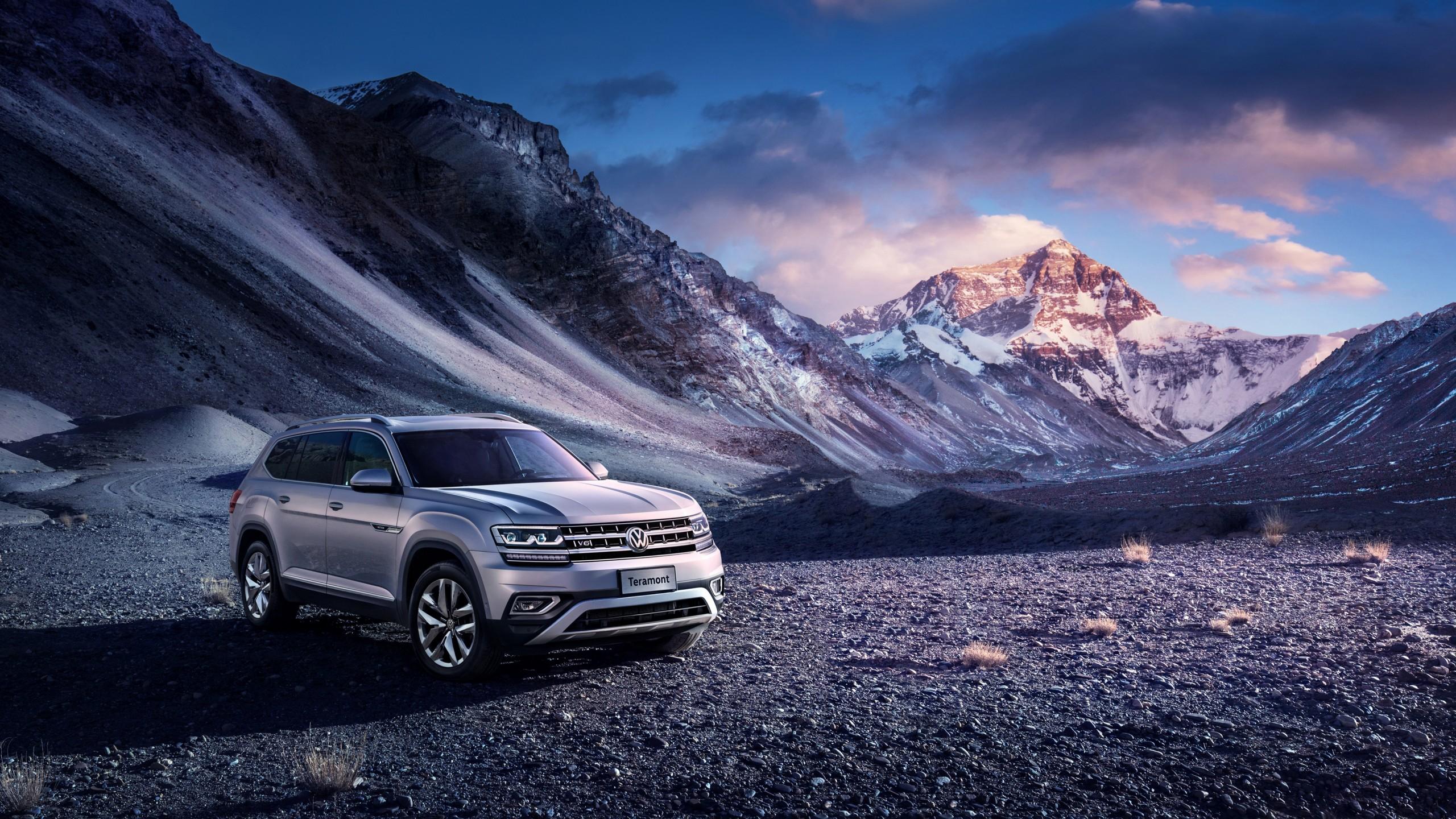 2019 volkswagen teramont 4k wallpaper hd car wallpapers id 9323 - 4k wallpaper download ...