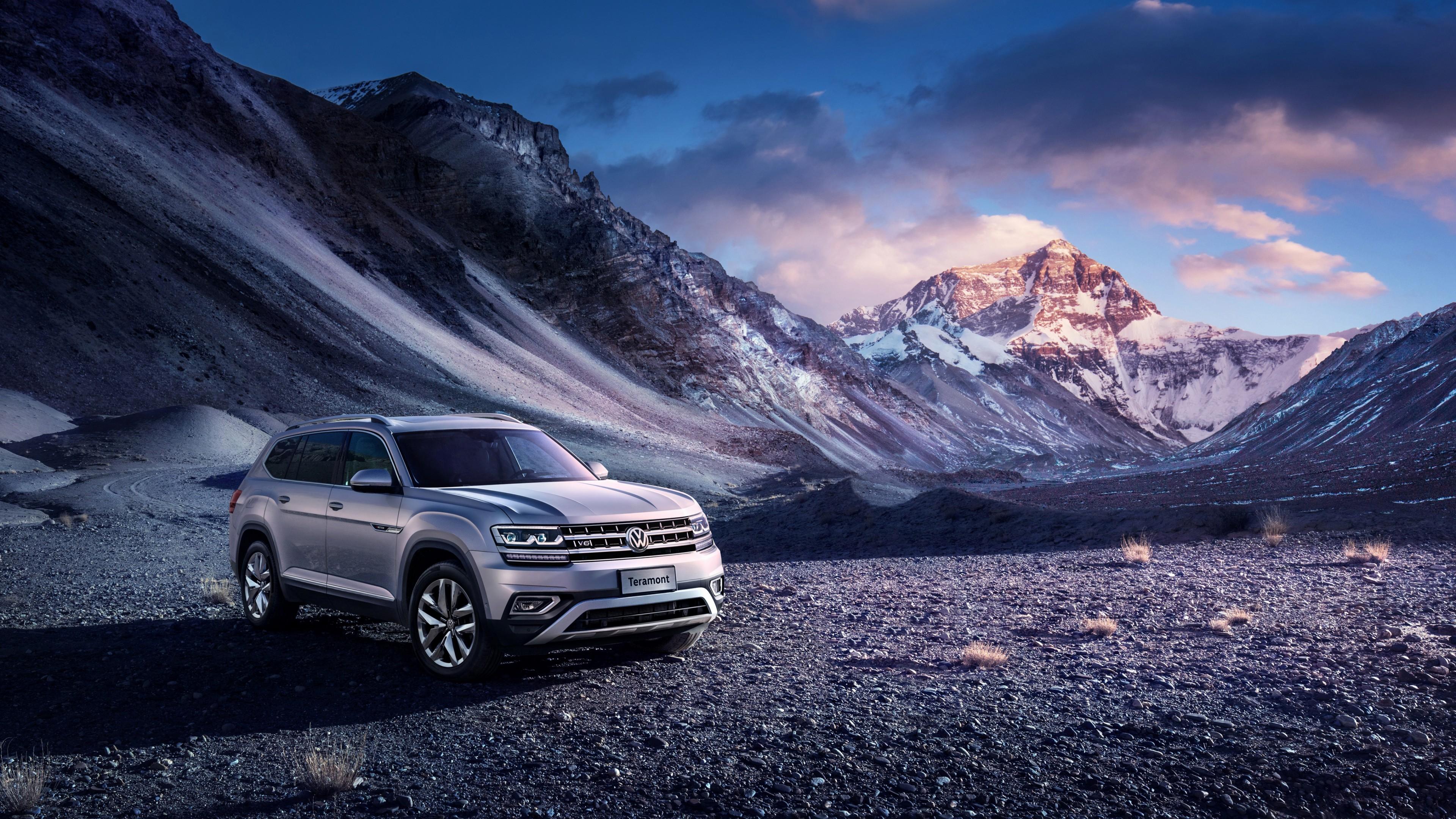 2019 Volkswagen Teramont 4K Wallpaper | HD Car Wallpapers ...