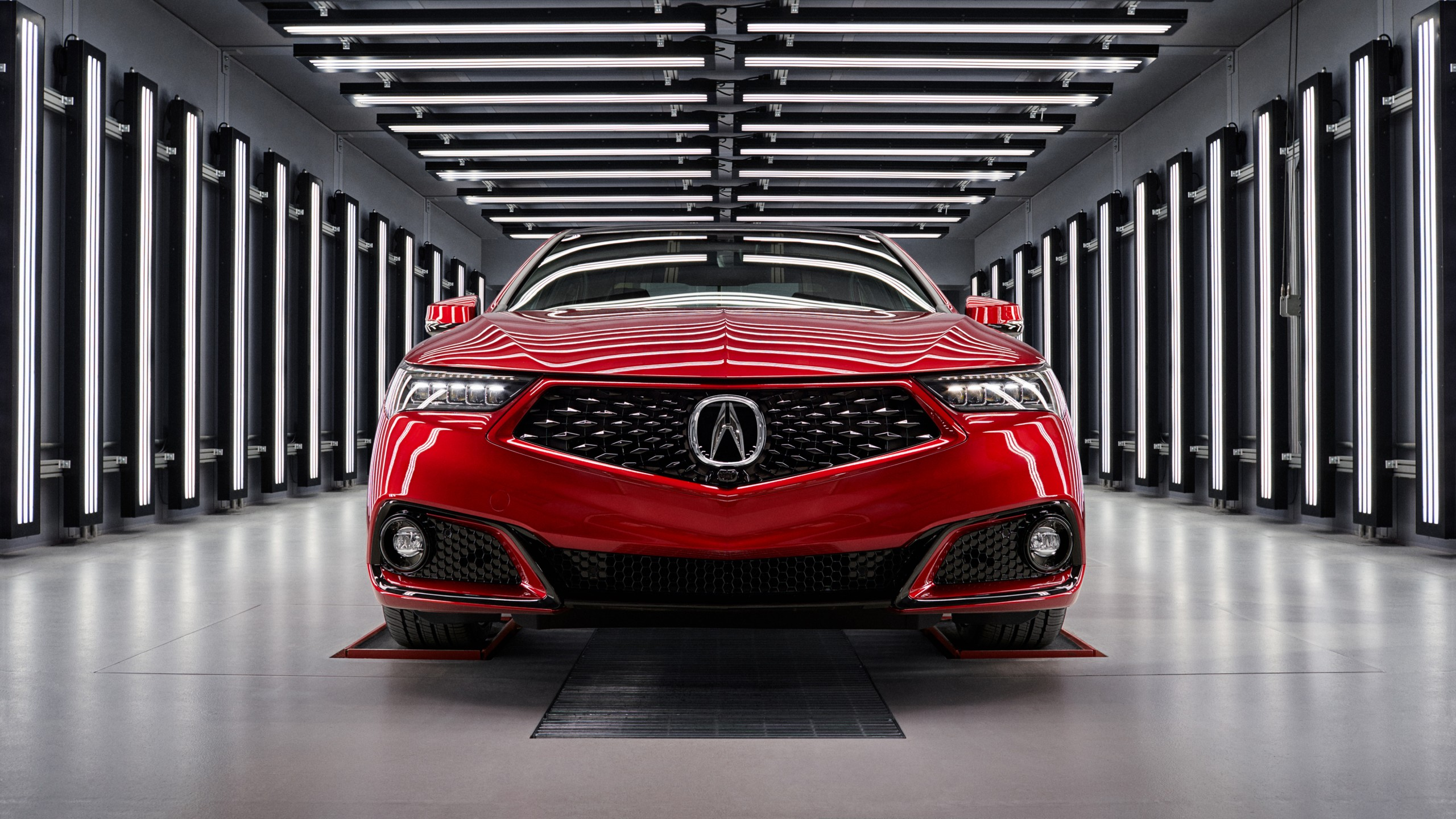 2020 acura tlx pmc edition 4k wallpaper