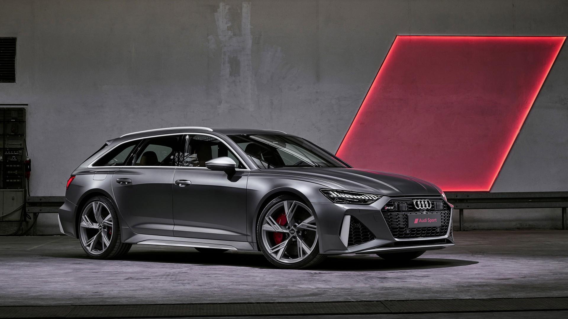 2020 Audi RS6 Avant 4K Wallpaper | HD Car Wallpapers | ID ...